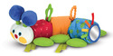Traveling Inchworm Stroller Toy