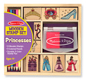 Wooden Princess Stamp Set