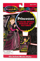 Scratch Art® Color-Reveal Pictures -  Princesses