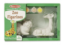 Decorate-Your-Own Zoo Figurines