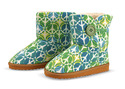 Groovy Camp Boot Slippers - M