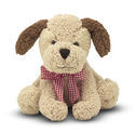 Meadow Medley Golden Puppy Stuffed Animal