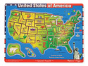 United States of America Sound Puzzle - 40 Pieces
