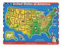 United States of America Sound Puzzle - 40 Pieces