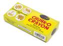 Scratch Art Chunk-O Crayon (12 crayons)