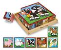 Farm Cube Puzzle