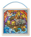 Stained Glass Made Easy - Noah's Ark