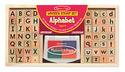 Alphabet Stamp Set