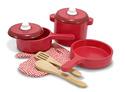 Play Kitchen Accessory Set - Pot & Pans