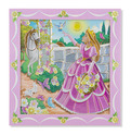 Peel & Press Sticker by Number - Princess