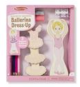 Magnetic Ballerina Dress-Up