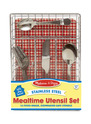 Let's Play House! Mealtime Utensil Set