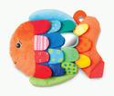 Flip Fish Baby Toy