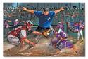 Close Call! Baseball Floor Puzzle - 48 Pieces