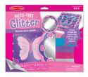 Mess-Free Glitter Treasure Box & Mirror Set