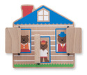 Peek-a-Boo House Baby & Toddler Toy