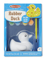 Decorate-Your-Own Rubber Duck Toy