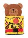 Soft Activity Book - Dress Up Bear