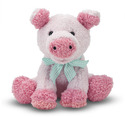 Meadow Medley Piggy Stuffed Animal