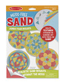 Mess-Free Sand Jumbo Foam Stickers - Mosaics