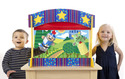 Tabletop Puppet Theater