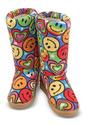 Beeposh Lizzy Boot Slippers (L)