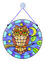 Stained Glass Made Easy - Owl