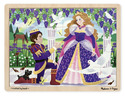 Princess Wooden Jigsaw Puzzle - 24 Pieces