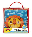 Soft Activity Book - Wild Animals