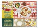 Make-a-Meal Sticker Pad