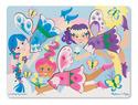 Dress-Up Fairies Peg Puzzle - 9 Pieces