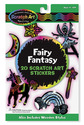Scratch Magic® Fairy Fantasy Stickers
