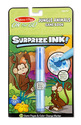 On the Go Surprize Ink!  Travel Activity Book - Jungle