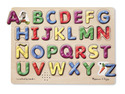 Spanish Alphabet Sound Puzzle - 27 Pieces