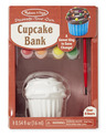 Decorate-Your-Own Cupcake Bank