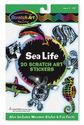 Scratch Art® Sea Life Stickers