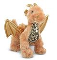 Luster Dragon Stuffed Animal