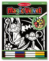 Magic Velvet Pattern-Reveal Posters - Jungle