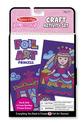 On-the-Go Crafts - Foil Art Princesses