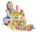 Home Sweet Home 3D Puzzle & Dollhouse In One
