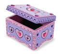 Decorate-Your-Own Jewelry Box