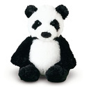 Bamboo Panda Bear Stuffed Animal