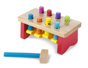 Deluxe Pounding Bench Toddler Toy