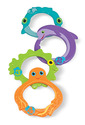 Maritime Mates Sink & Seek Rings Pool Toys