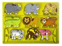 Stacking Chunky Puzzle - Safari