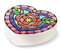 Stained Glass Made Easy - Heart Box