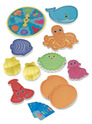 Seafood Sandwich Stacking Game Pool Toy