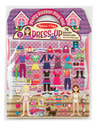 Puffy Stickers Play Set: Dress-Up