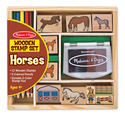 Horses Stamp Set