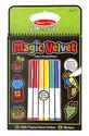 Magic Velvet Sticker Book - ON the GO Travel Activity